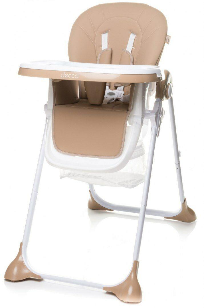 Krzesełko składane kółka Decco Camel 4BABY