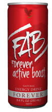 FAB Forever Active boost 250 ml x 12 sztuk