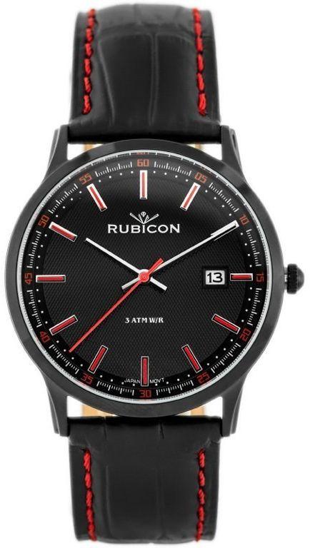 ZEGAREK MĘSKI RUBICON RNCD85 (zr085c)