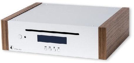 Pro-Ject CD Box DS2 T - srebrny + walnut +9 sklepów - przyjdź przetestuj lub zamów online+