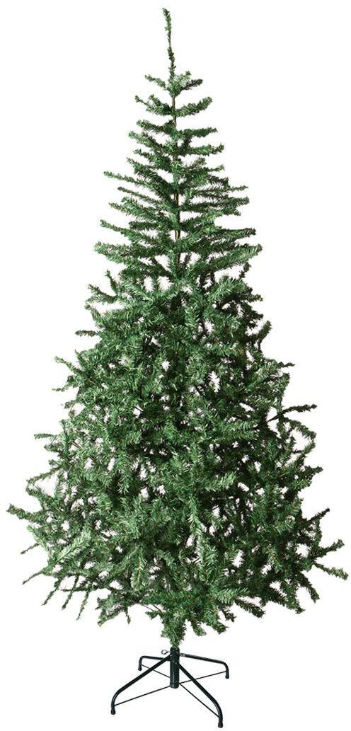 Sztuczna choinka zielona 2 M10 600 gałęzi  stopa metalowa