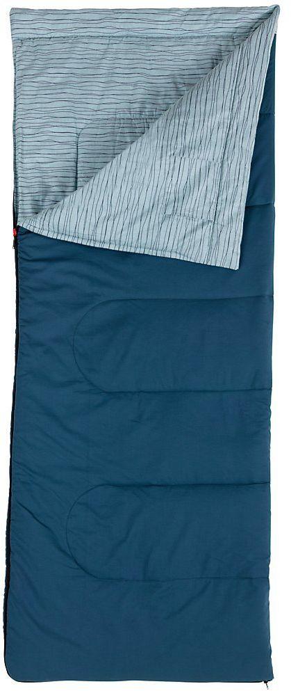Coleman Śpiwór Hampton 220, niebieski, 220 x 100 cm