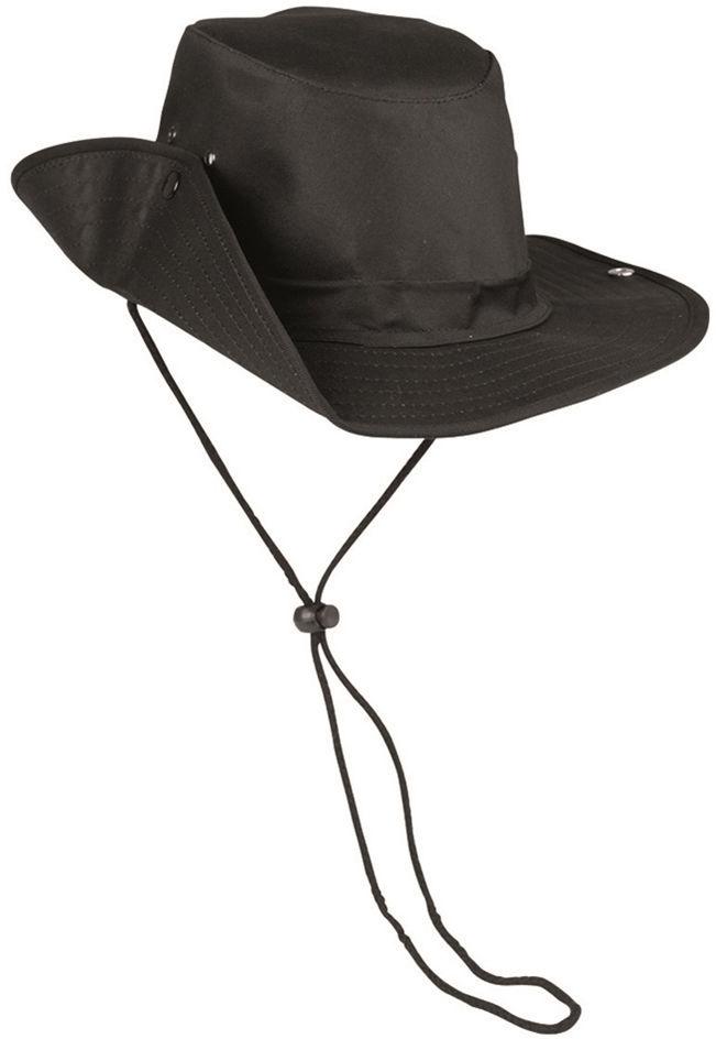 Kapelusz Mil-Tec Bush Black (12320002)