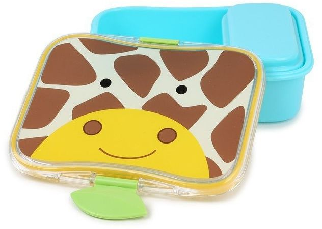 Pudełko śniadaniowe - żyrafa