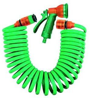 Wąż spiralny 15mm złączka+pistolet