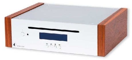 Pro-Ject CD Box DS2 T - srebrny + rosenut +9 sklepów - przyjdź przetestuj lub zamów online+