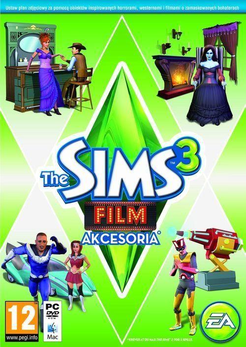 The Sims 3: Film - Akcesoria (PC) klucz Origin