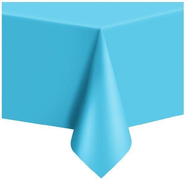 Obrus foliowy niebieski 137x274cm 510876