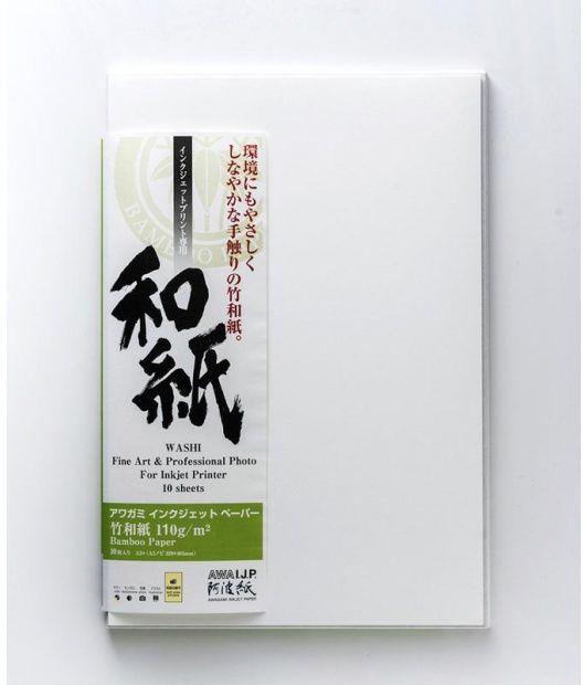 Papier AWAGAMI Bamboo 110 - A2, 10 arkuszy (IJ-1342)
