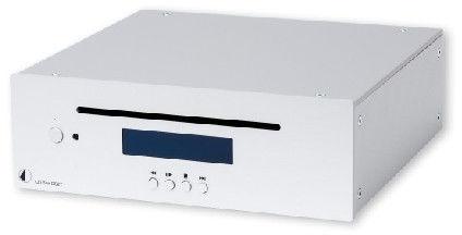 Pro-Ject CD Box DS2 T - srebrny +9 sklepów - przyjdź przetestuj lub zamów online+