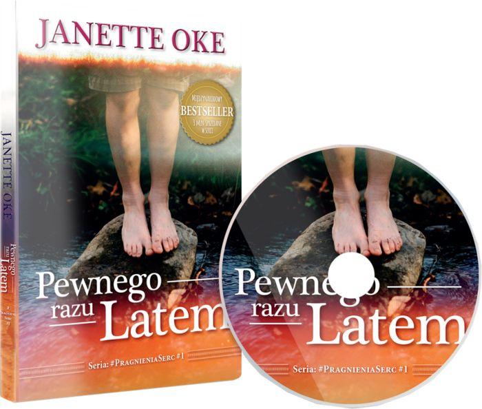 Pewnego razu latem tom 1 seria: Pragnienia Serc - Janette Oke - audiobook MP3