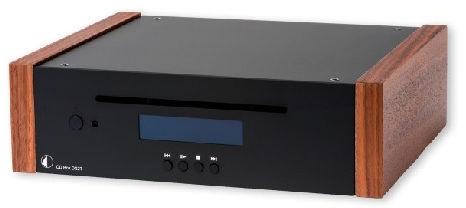 Pro-Ject CD Box DS2 T - czarny + rosenut +9 sklepów - przyjdź przetestuj lub zamów online+