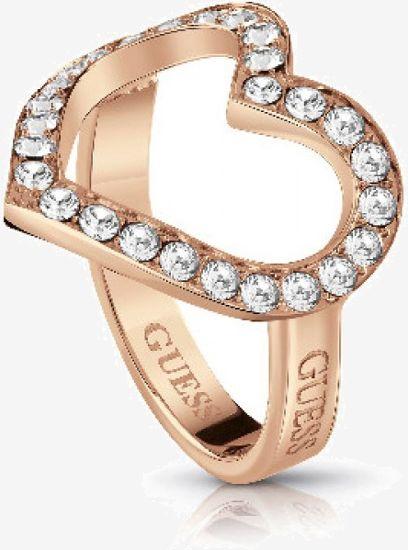 Guess Damski pierścionek UBR28002-54