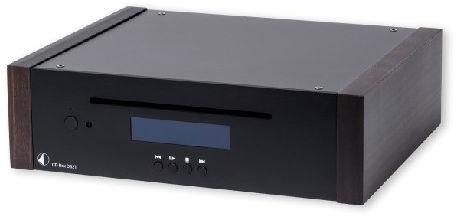 Pro-Ject CD Box DS2 T - czarny + eucalyptus +9 sklepów - przyjdź przetestuj lub zamów online+