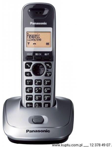 KX-TG2511PDM, telefon bezprzewodowy