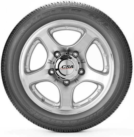 Bridgestone Dueler 400 245/50 R20 102 V