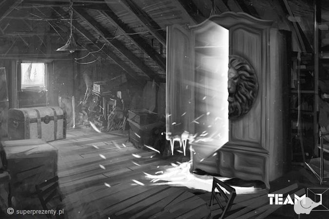 """Escape room """"Narnia"""" w Warszawie"""