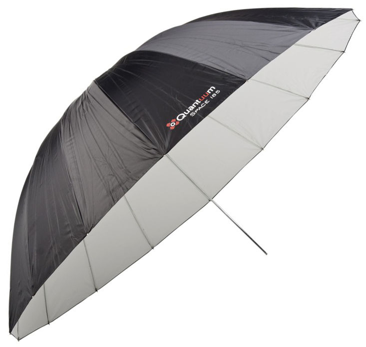 Quadralite Space 185 White Parabolic - parasol paraboliczny biały