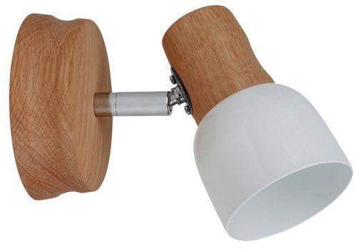 SPOTLIGHT kinkiet SVANTJE z drewna dębowego w kolorze dąb 2239174
