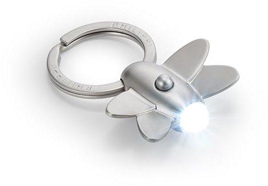 Brelok do kluczy Świetlik LED Philippi