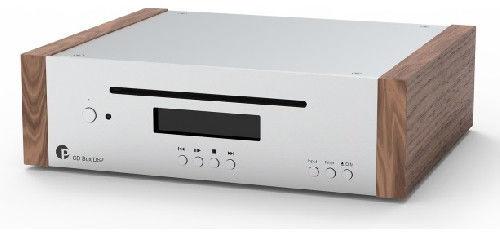 Pro-Ject CD Box DS2 - srebrny + walnut +9 sklepów - przyjdź przetestuj lub zamów online+