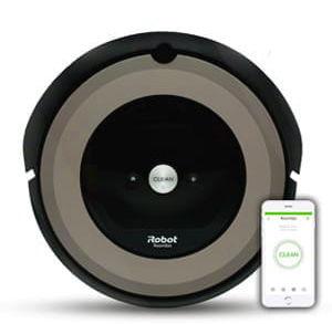 iRobot Roomba e6 + BEZPŁATNA 3-letnia GWARANCJA - Zobacz i testuj robota na żywo w naszym sklepie w Warszawie lub wysyłka w 24h!