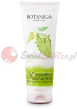 Botaniqa Szampon Wygładzający dla psów długowłosych / Show Line Smooth Detangling Shampoo