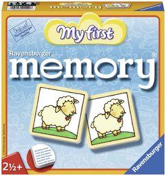 Ravensburger Game Memory  First Memory (21129)