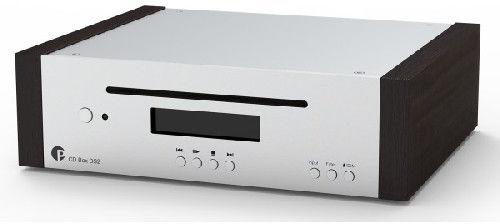 Pro-Ject CD Box DS2 - srebrny + eucalyptus +9 sklepów - przyjdź przetestuj lub zamów online+