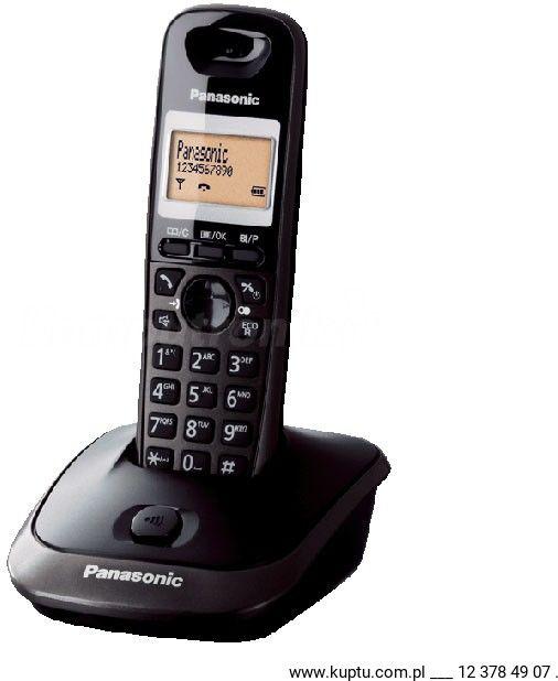 KX-TG2511PDT, telefon bezprzewodowy