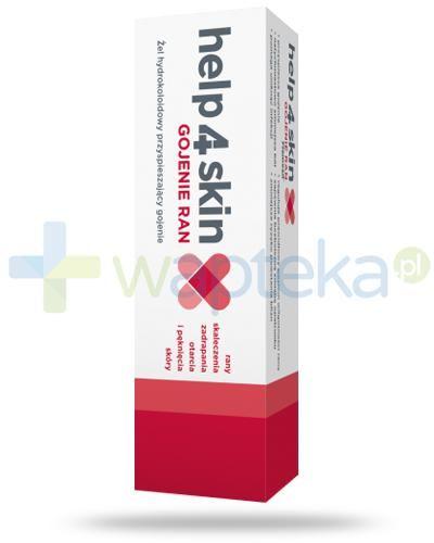 Help4Skin Gojenie ran żel hydrokoloidowy 20 g
