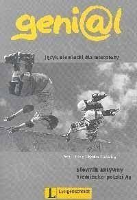 Genial A1 Słownik aktywny niemiecko-polski