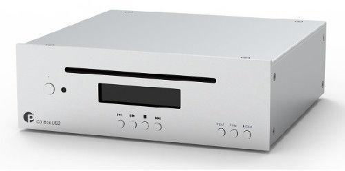 Pro-Ject CD Box DS2 - srebrny +9 sklepów - przyjdź przetestuj lub zamów online+