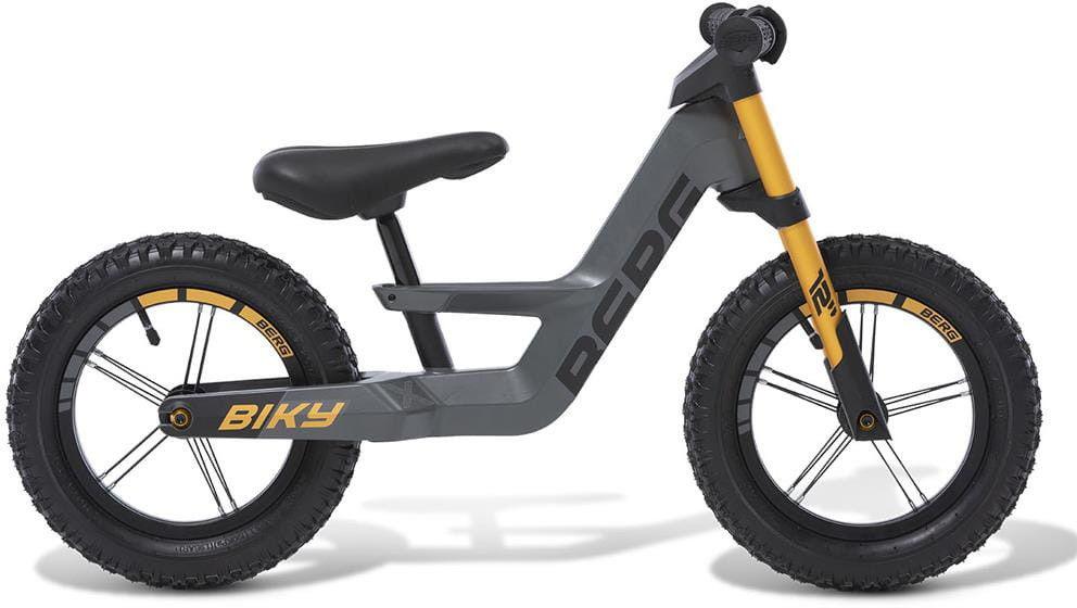 Rowerek biegowy BERG BIKY CROSS Grey