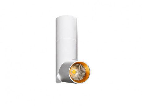 Reflektor Santos AZ2417 AZzardo ruchoma oprawa w kolorze białym