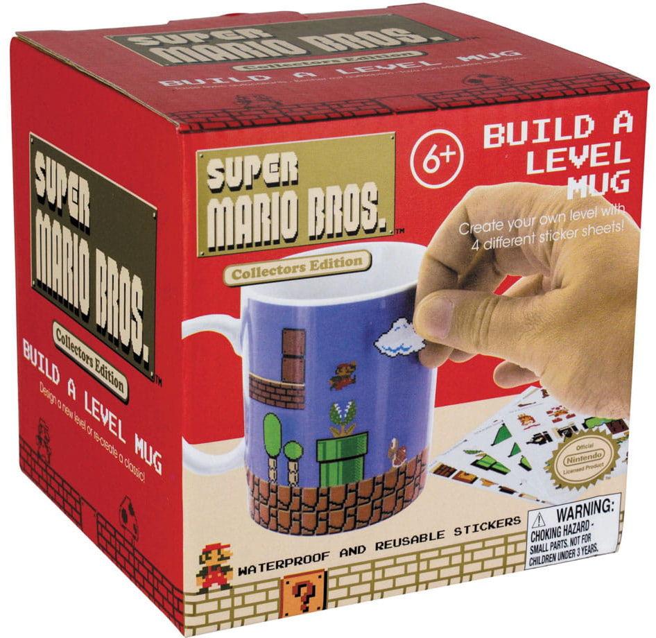 Kubek - Super Mario Bros. - Level