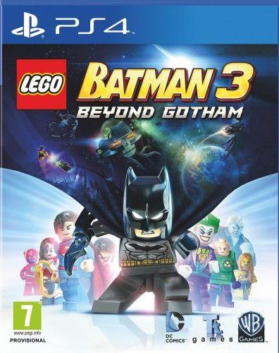 LEGO Batman 3 Poza Gotham PS4