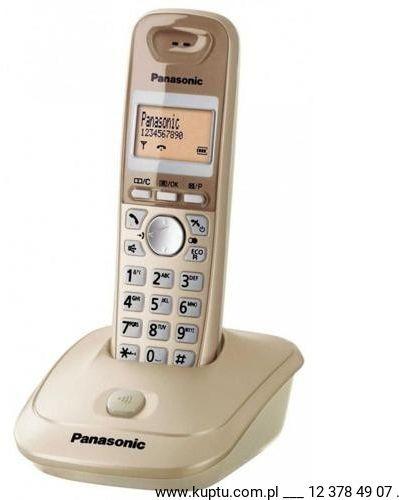 KX-TG2511PDJ telefon bezprzewodowy