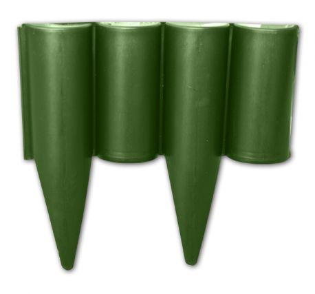 Obrzeże palisada PALGARDEN 2,5m zielone 3842