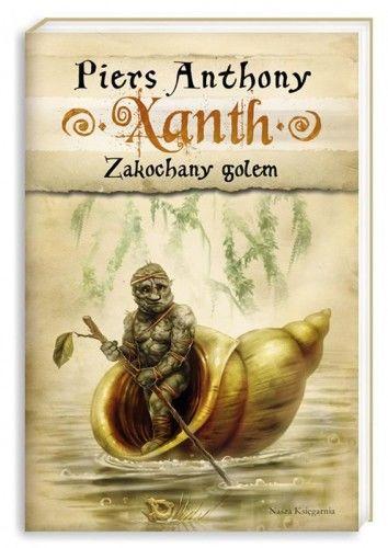 XANTH 9. ZAKOCHANY GOLEM Piers Anthony