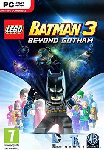 LEGO Batman 3 Poza Gotham PC