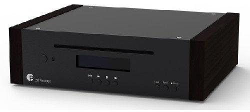 Pro-Ject CD Box DS2 - czarny + eucalyptus +9 sklepów - przyjdź przetestuj lub zamów online+