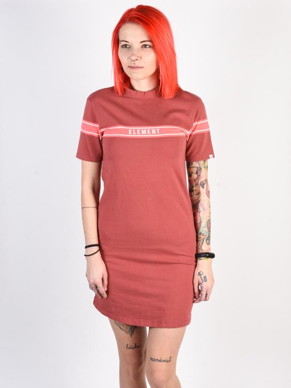 Element JOJO peach krótkie sukienki - S