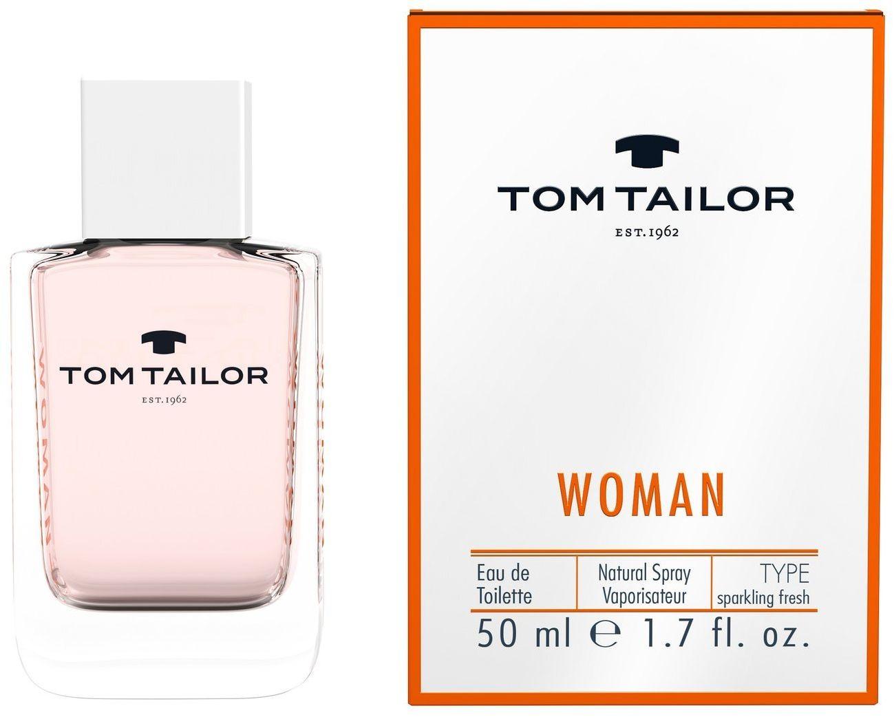 Tom Tailor Woman Woda toaletowa 50ml