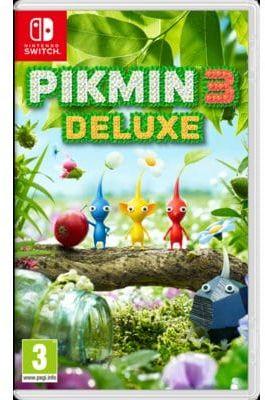 Gra Nintendo Switch Pikmin 3 Deluxe