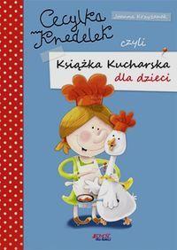 Cecylka Knedelek czyli książka kucharska dla dzieci ZAKŁADKA DO KSIĄŻEK GRATIS DO KAŻDEGO ZAMÓWIENIA