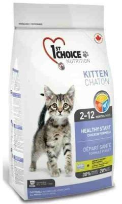 1st Choice Cat Kitten Growth 2,72kg