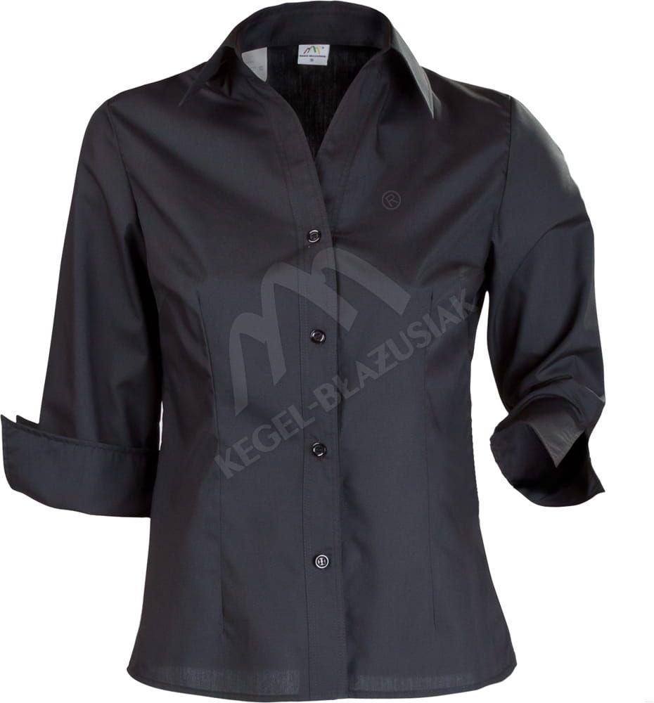 Koszula kelnerska Soft czarna