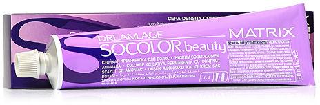 Matrix SoColor.beauty Dream Age Farba o niskiej zawartości amoniaku do włosów dojrzałych 90 ml