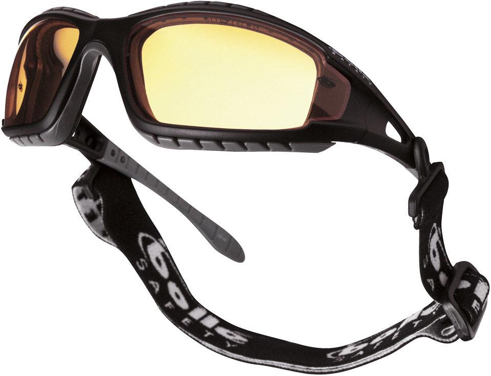 Okulary taktyczne Bolle Tracker Yellow (TRACPSJ)